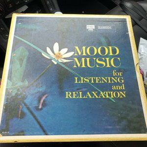 Reader's Digest MOOD MUSIC for Listening and Relax